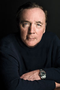 james Patterson portrait Top 10 des auteurs les mieux pays au monde : le dclin du papier