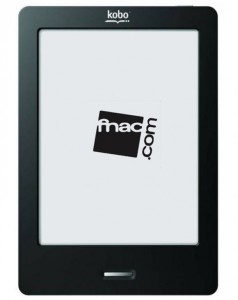 Kobo By Fnac Liseuse mockup 238x300 Livres numriques : la Fnac contre attaque