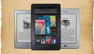 kindle livre harry potter Amazon 300x173 Harry Potter rejoint la bibliothque Kindle dAmazon
