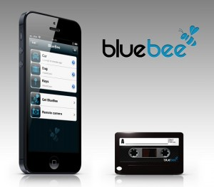 BlueBee 300x263 Interview avec BlueBee: des balises de localisation avec recherche communautaire